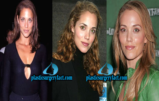 Elizabeth Berkley Before and After Photos
