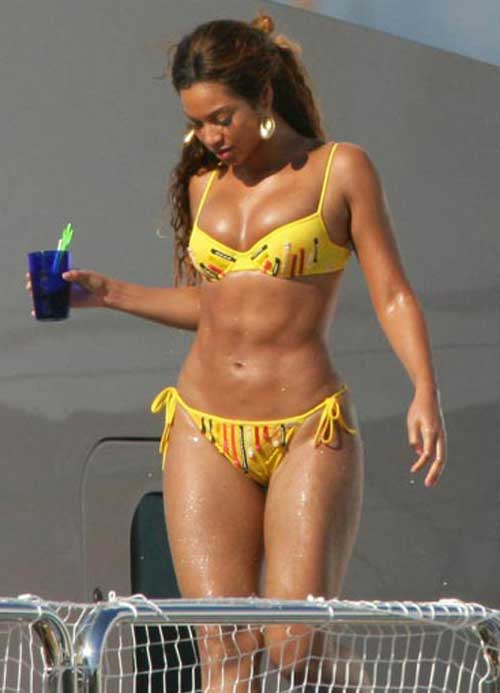 Beyonce Fat Modeling