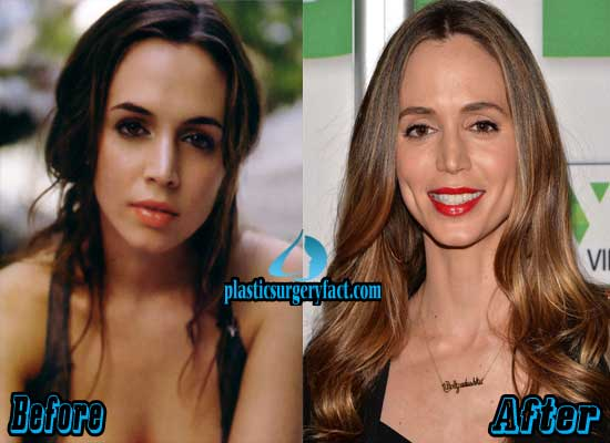 Eliza Dushku The League