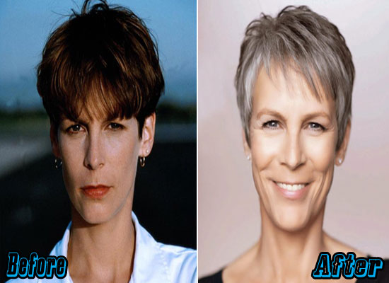 Jamie Lee Curtis Plastic Surgery Face