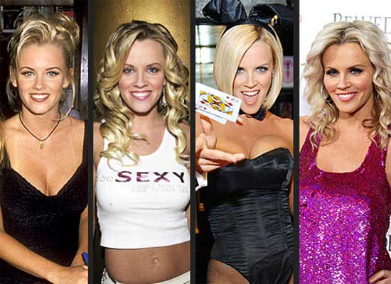 Jenny Mccarthy Boob Job Before and After