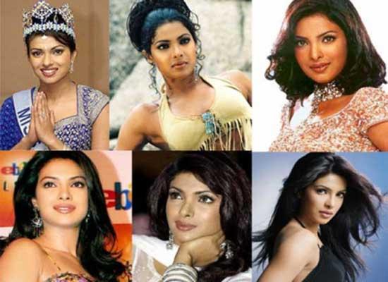 Priyanka Chopra Plastic Surgery Before and After