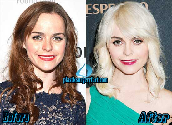 Taryn Manning Before and After Pictures