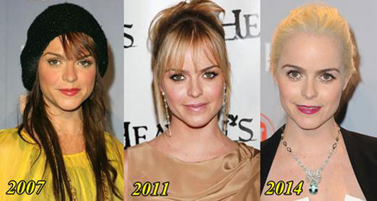Taryn Manning Plastic Surgery Before and After Pictures