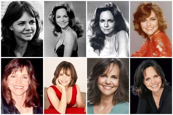 Sally Fields Plastic Surgery Before and After Pictures