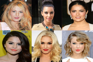 Celebrities With Breast Implants