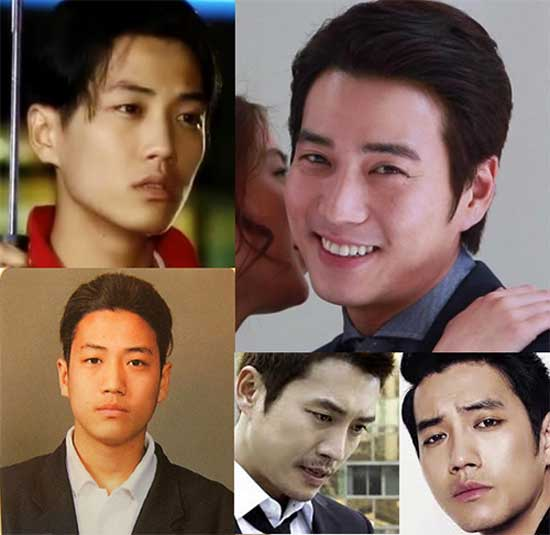 Joo Sang Wook Kpop Plastic Surgery Before and After