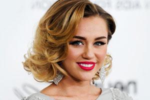 Miley Cyrus Boob Job