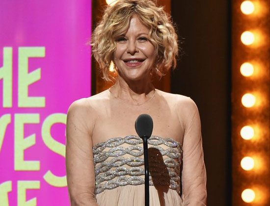 Meg Ryan Plastic Surgery 2016 Meg Ryan New Look At Tony
