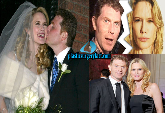 Stephanie March and Bobby Flay Married