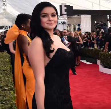 Ariel winter After Boob Job 1