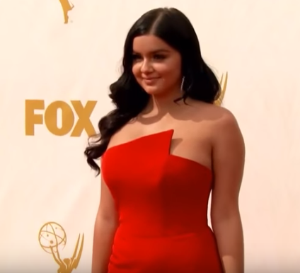 Ariel winter After Breast Implants 2