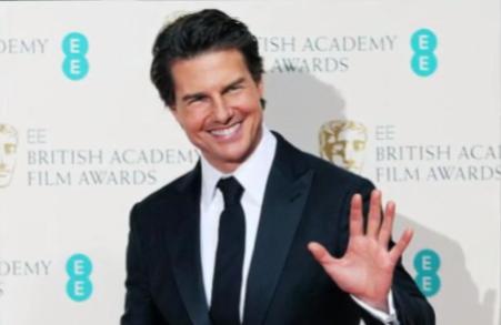 Tom Cruise 2015