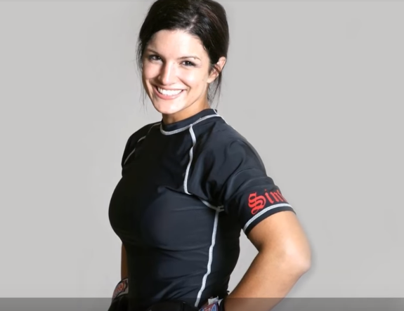 Gina Carano Breast Implants Archives Plastic Surgery Facts